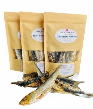 Dehydrated Pilchards